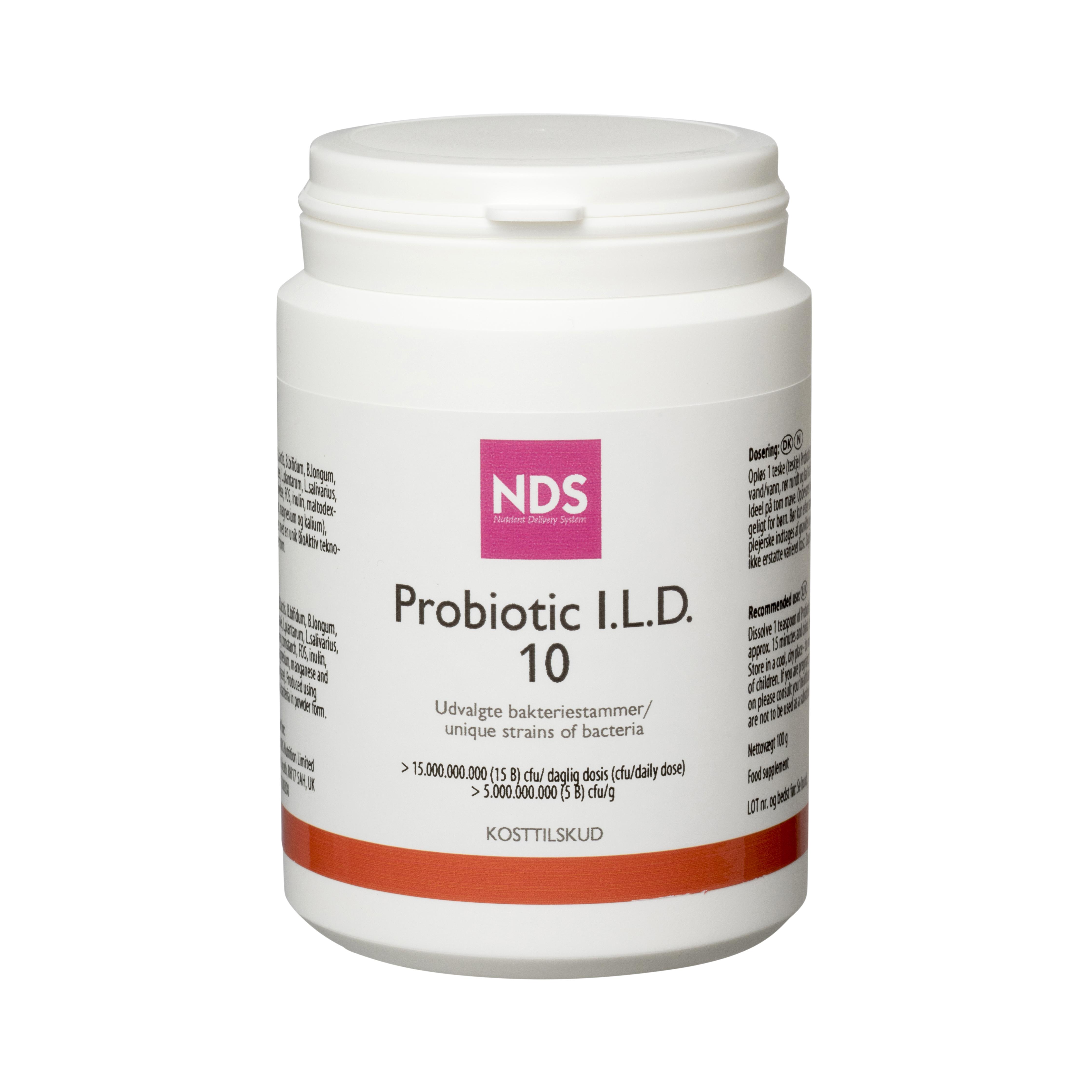 NDS Probiotic I.L.D. - 100 G
