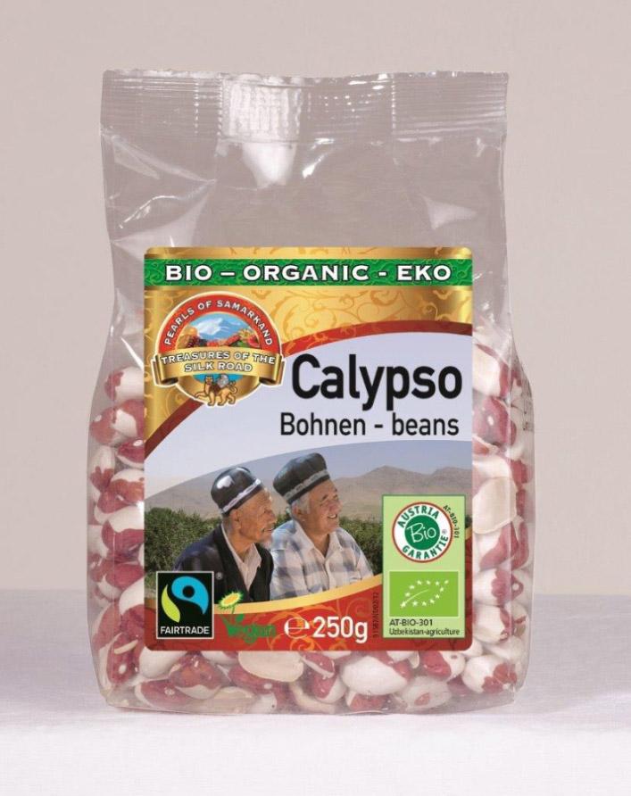 Biofood Calypso bønner - 250 G