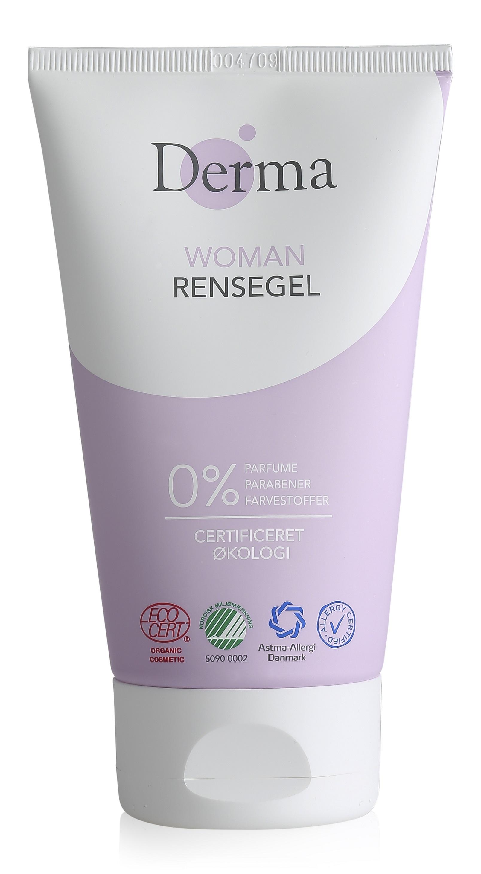 Image of   Derma Eco Woman Rensegel - 150 ml