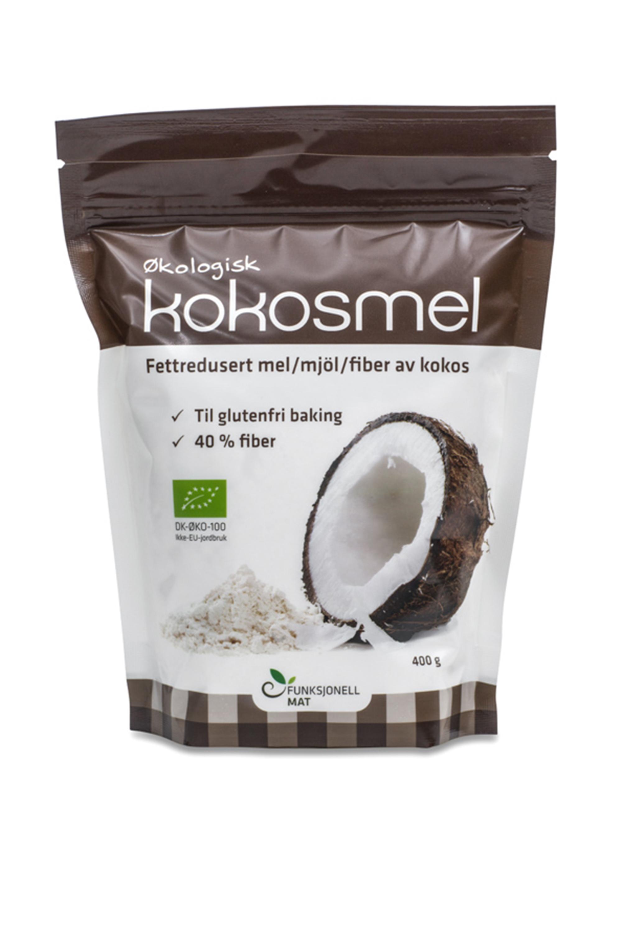 Funksjonell Mat kokosmel