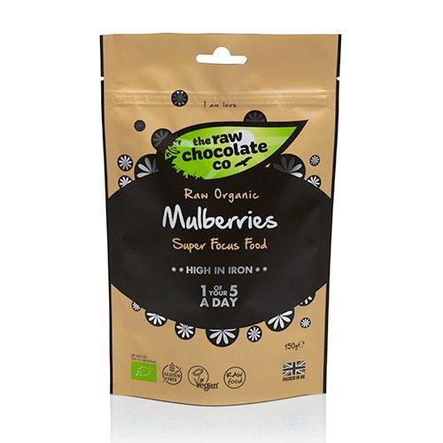 The Raw Chocolate Company morbær fra Mecindo