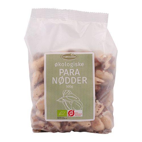 Spis Økologisk paranødder fra Mecindo