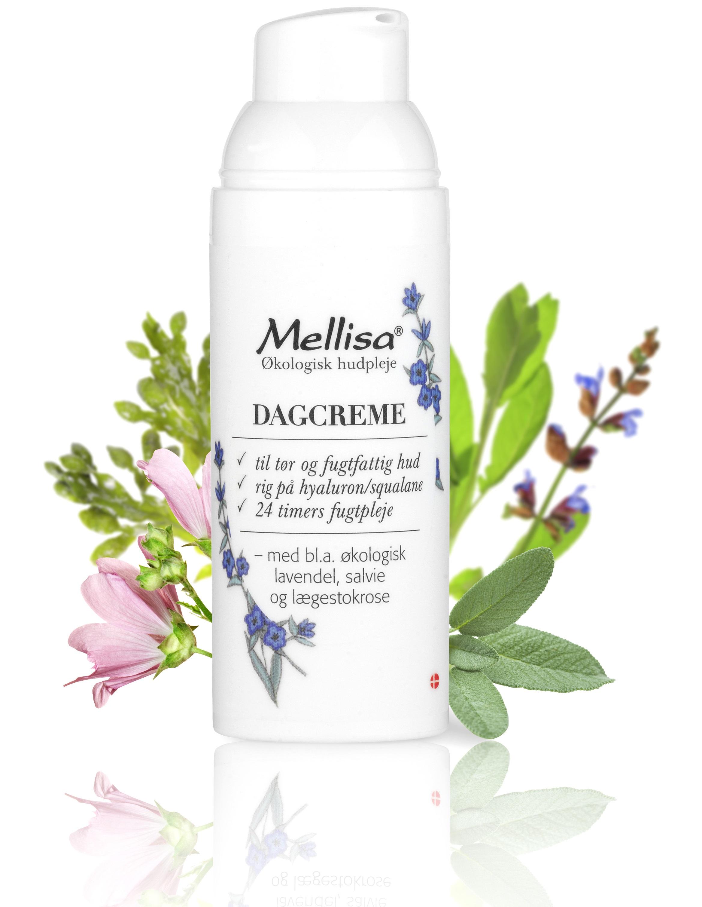 Billede af Mellisa Dagcreme m. Lavendel Tør Hud - 50 ml