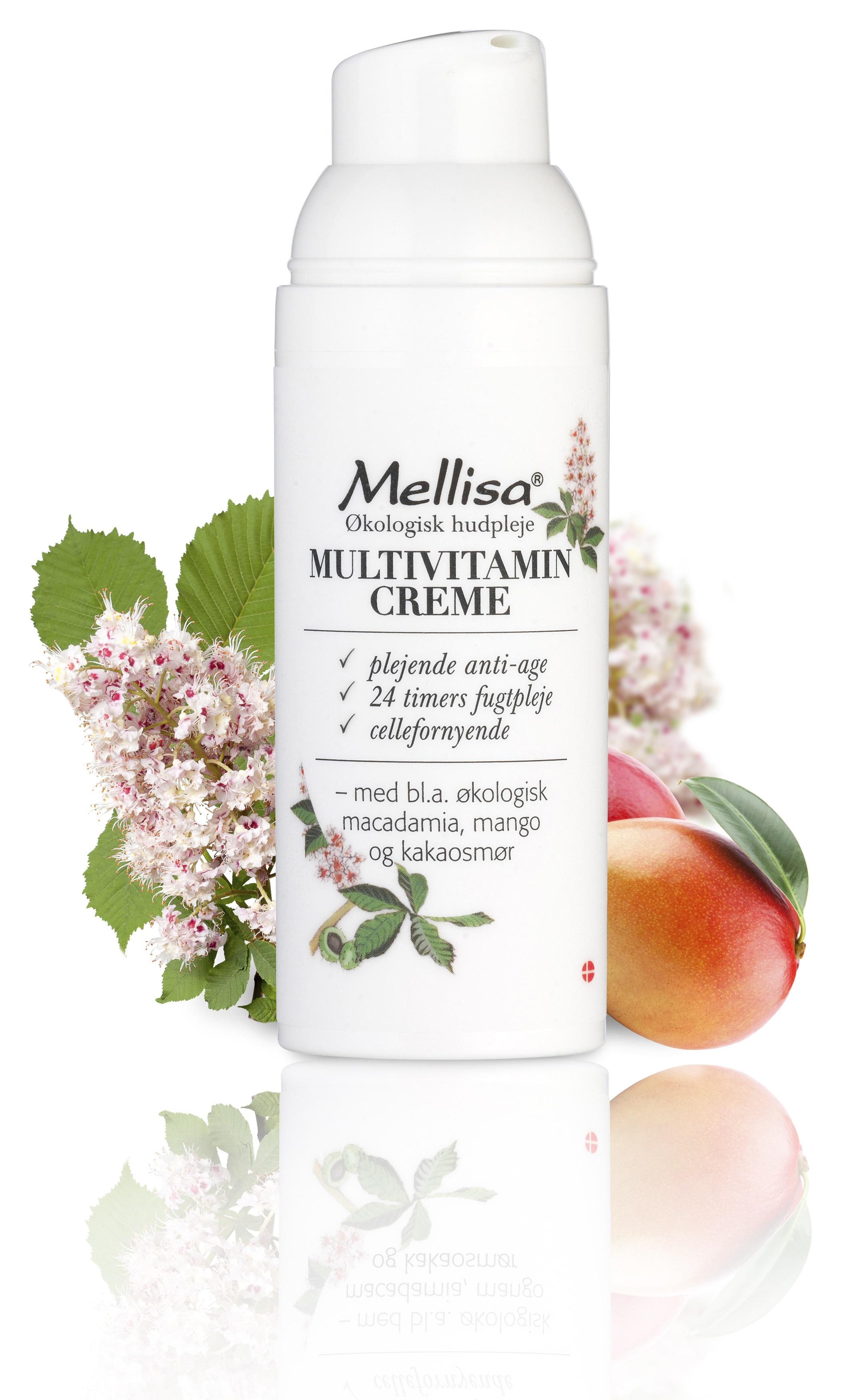 Billede af Mellisa Multivitamin Creme - 50 ml