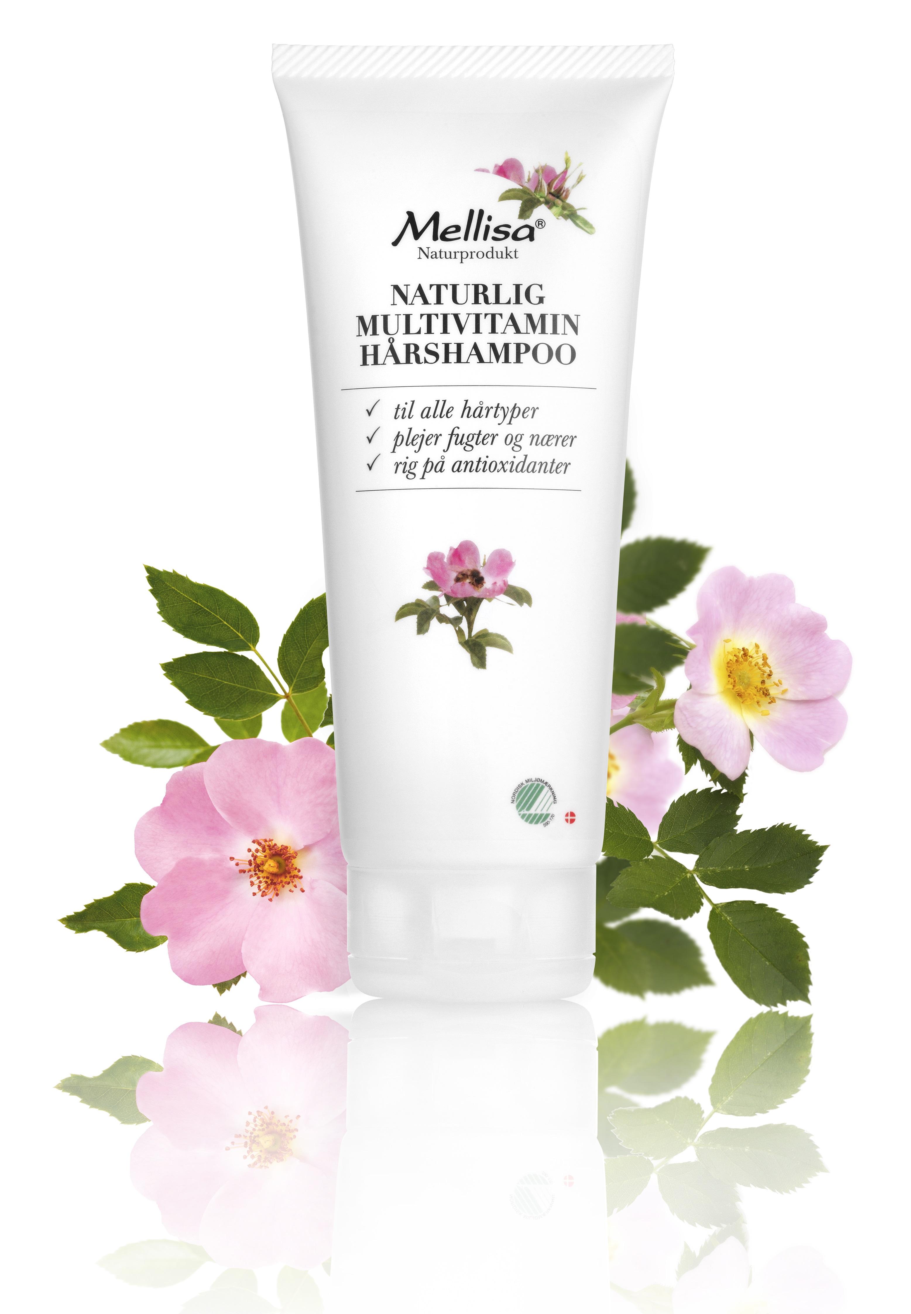 Billede af Mellisa Multivitamin Hårshampoo - 200 ml
