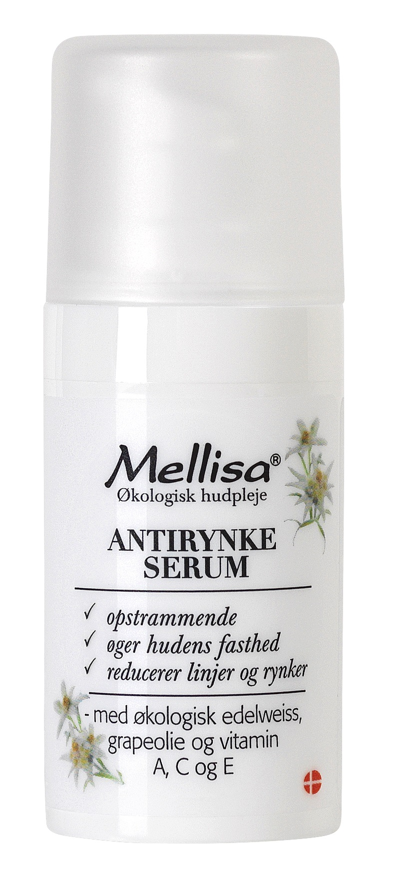 Billede af Mellisa Serum Anti-rynke m. grape, edelweiss og alge - 15 ml