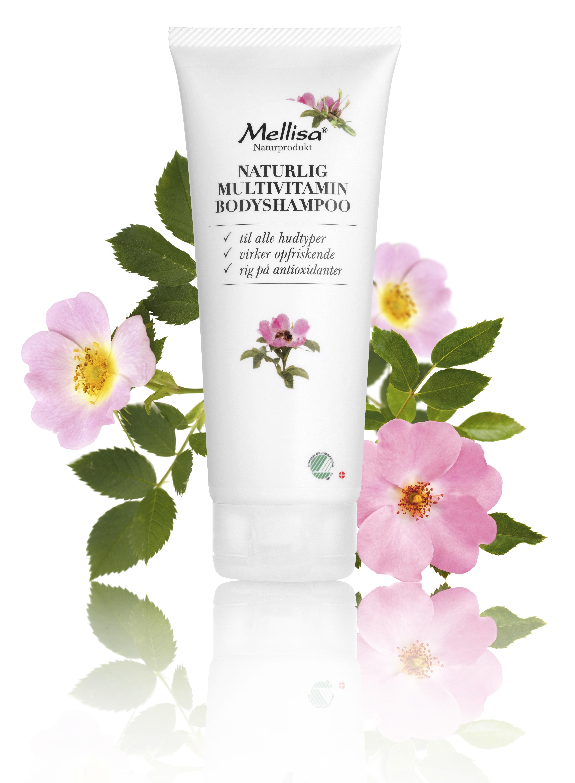 Billede af Mellisa Multivitamin Bodyshampoo - 200 ml