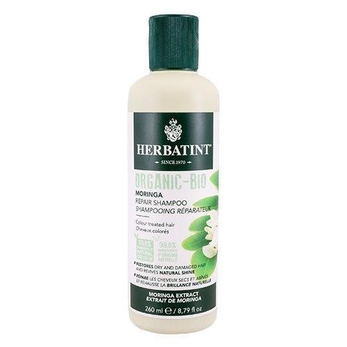 Image of   Herbatint Moringa Repair Shampoo - 260 ml