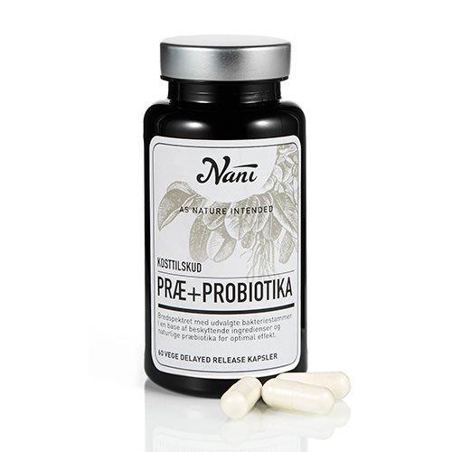 Billede af Nani Præ + Probiotika - 60 Kaps