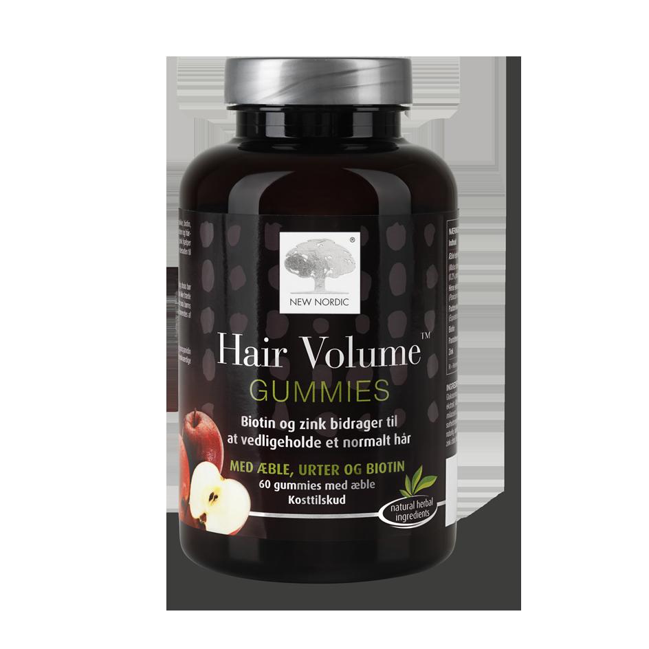 Billede af New Nordic Hair Volume Gummies - 1 stk