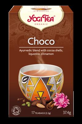 Yogi Tea Choco Te - 15 Brev