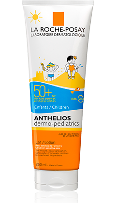 Image of   La Roche-Posay Anthelios Barn Sollotion - 250 ml