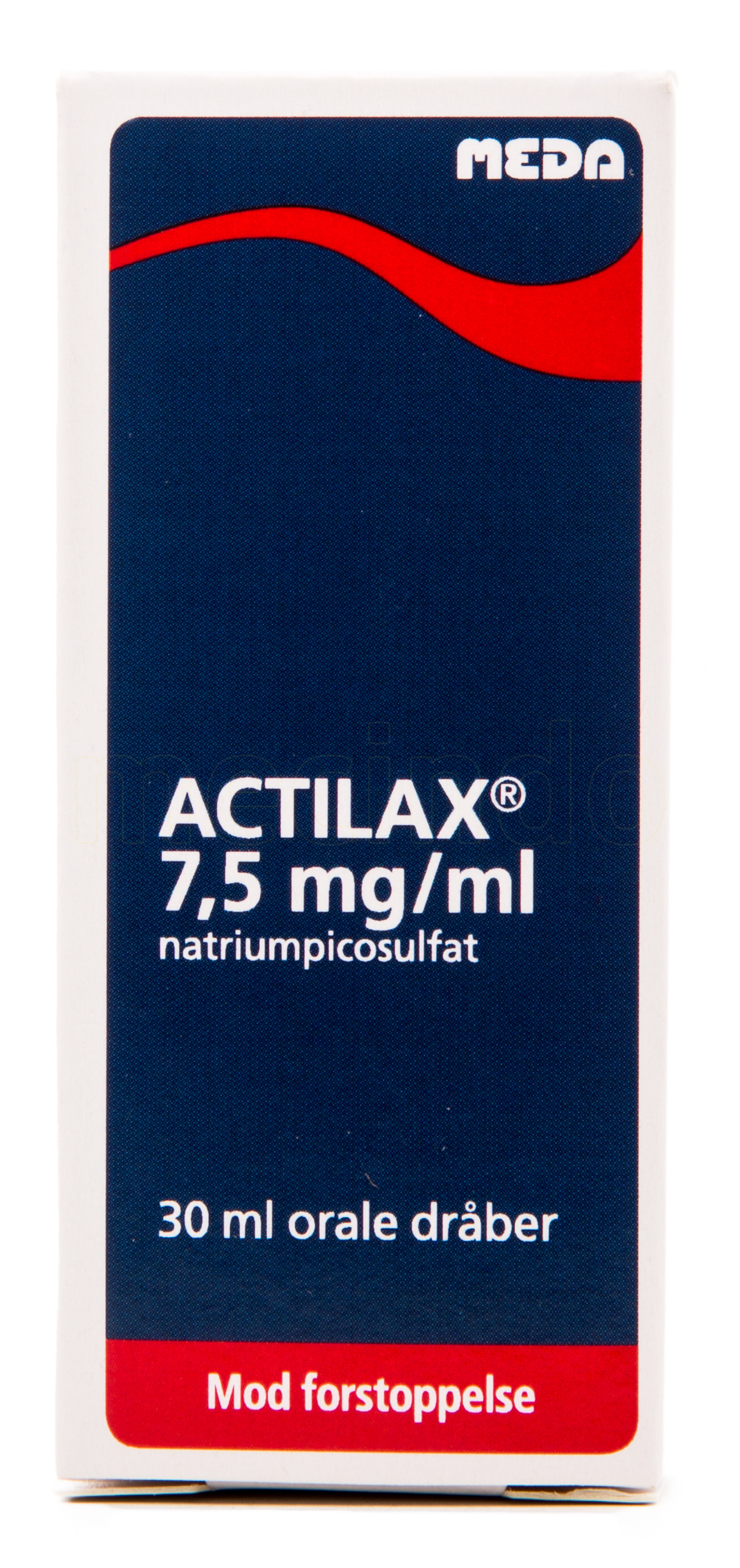 Image of   Actilax Dråber - 7.5 mg/m - 30 ml