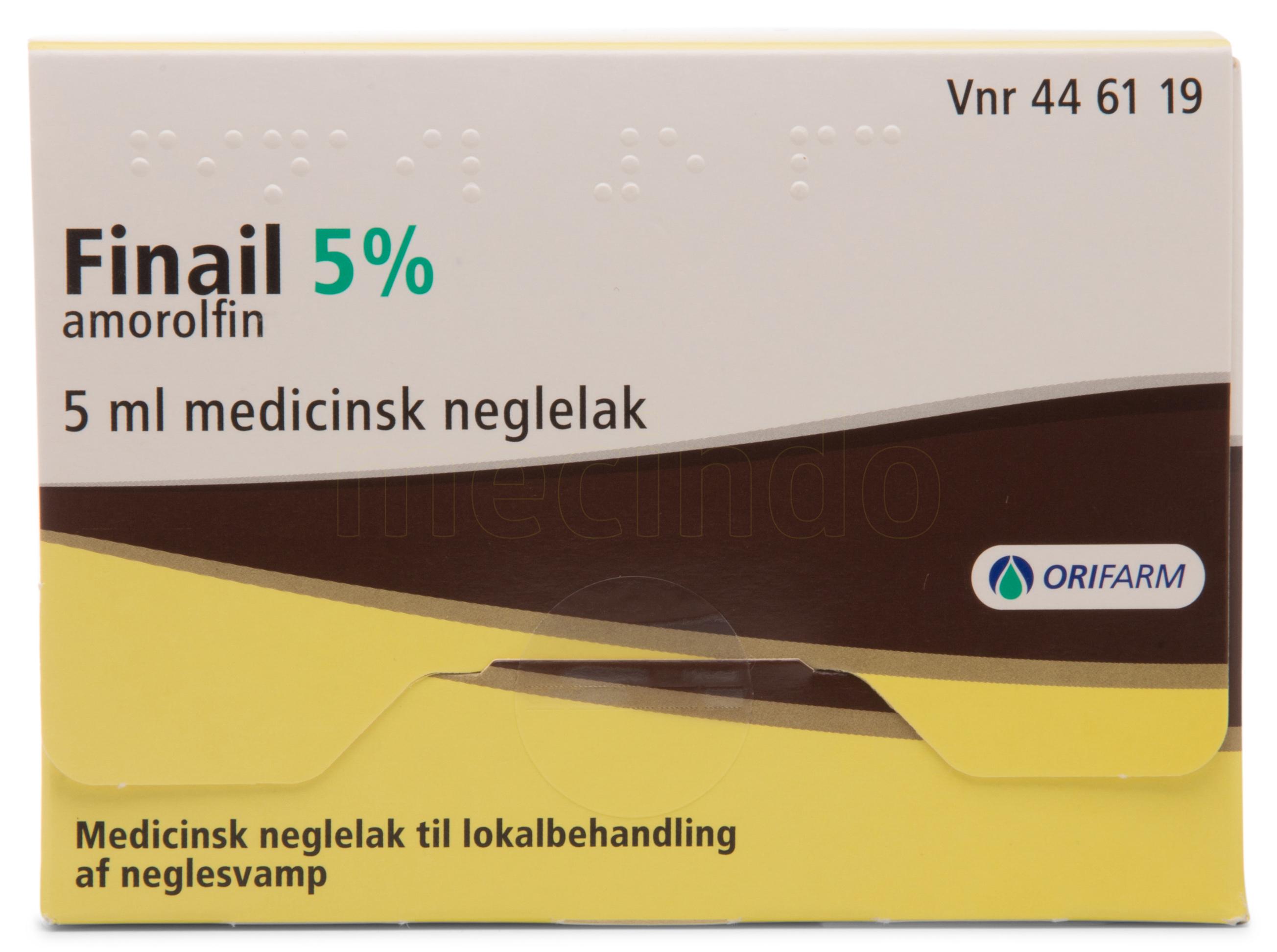 Billede af Finail Neglelak - 5 % - 5 ml