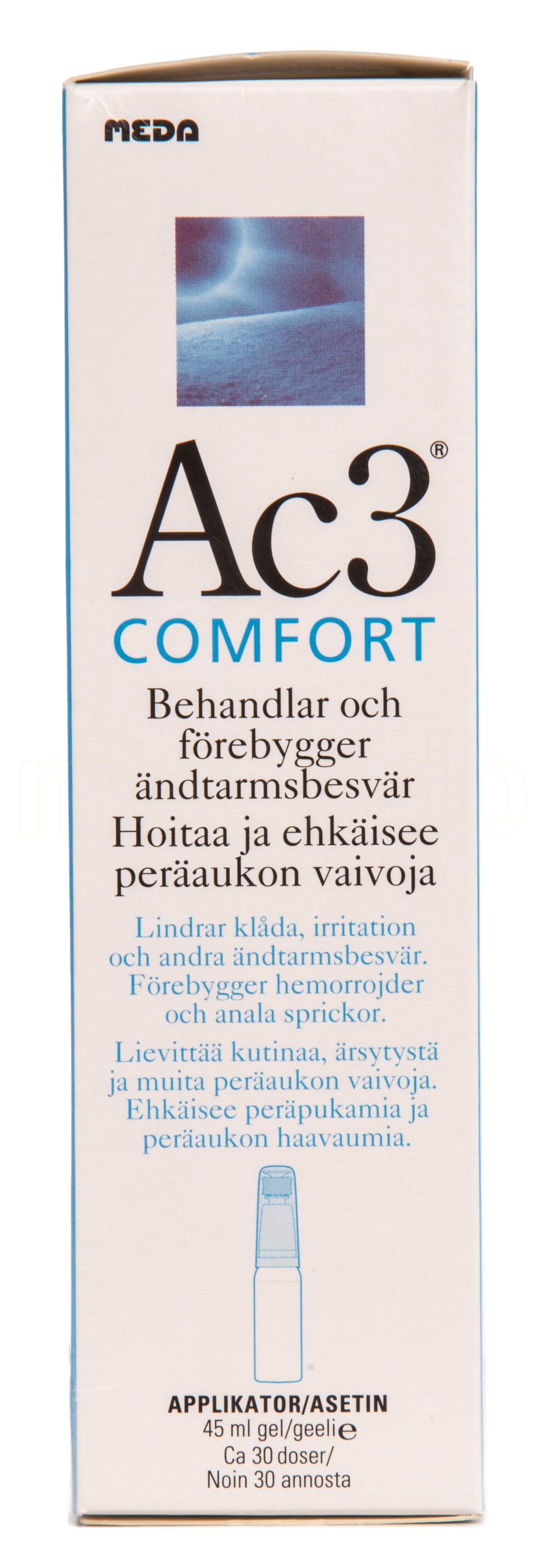 Image of   Ac3 Comfort Gel - 45 ml