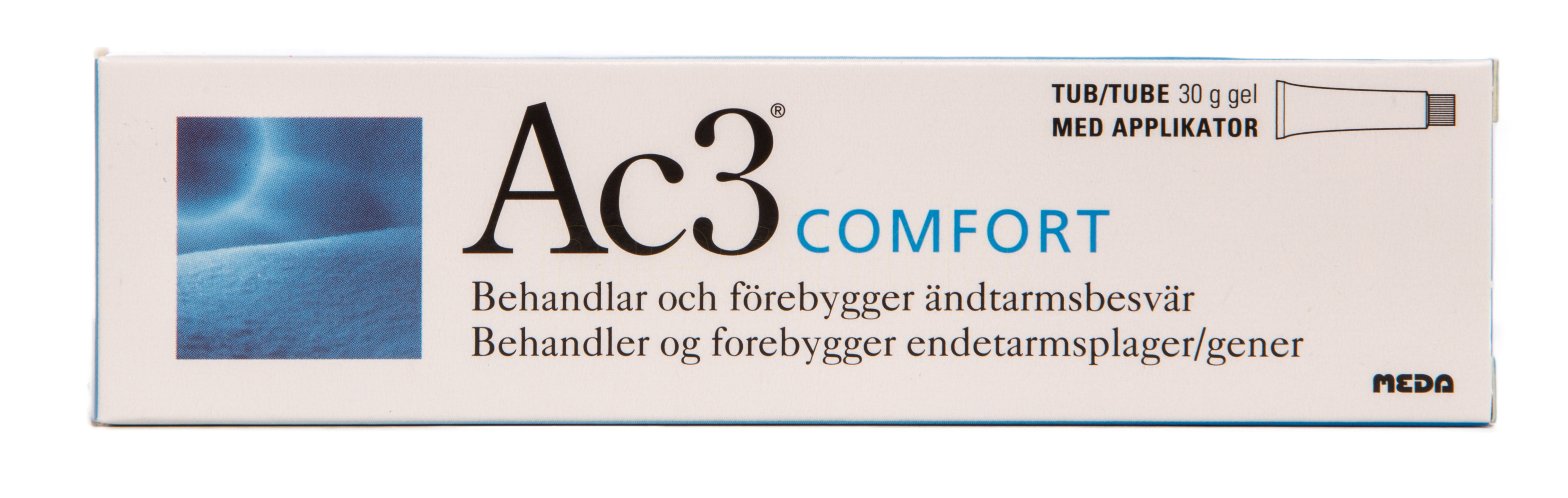 Image of   Ac3 Comfort Gel - 30 Gram