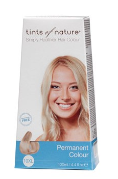 Billede af Tints of Nature Permanent Hårfarve 10 XL Extra Light Blond - 130 ml