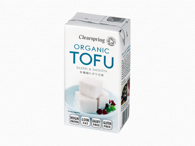 Clearspring tofu fra Mecindo