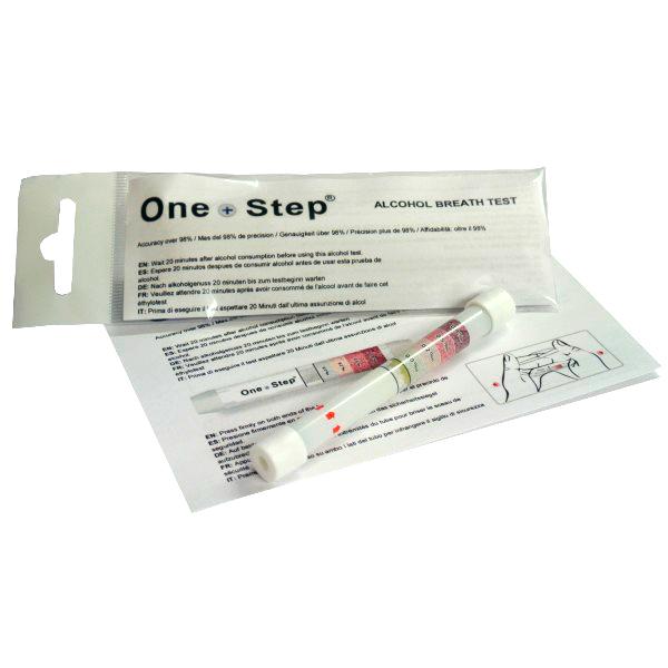 Billede af One Step Alkoholtester - 10 Test