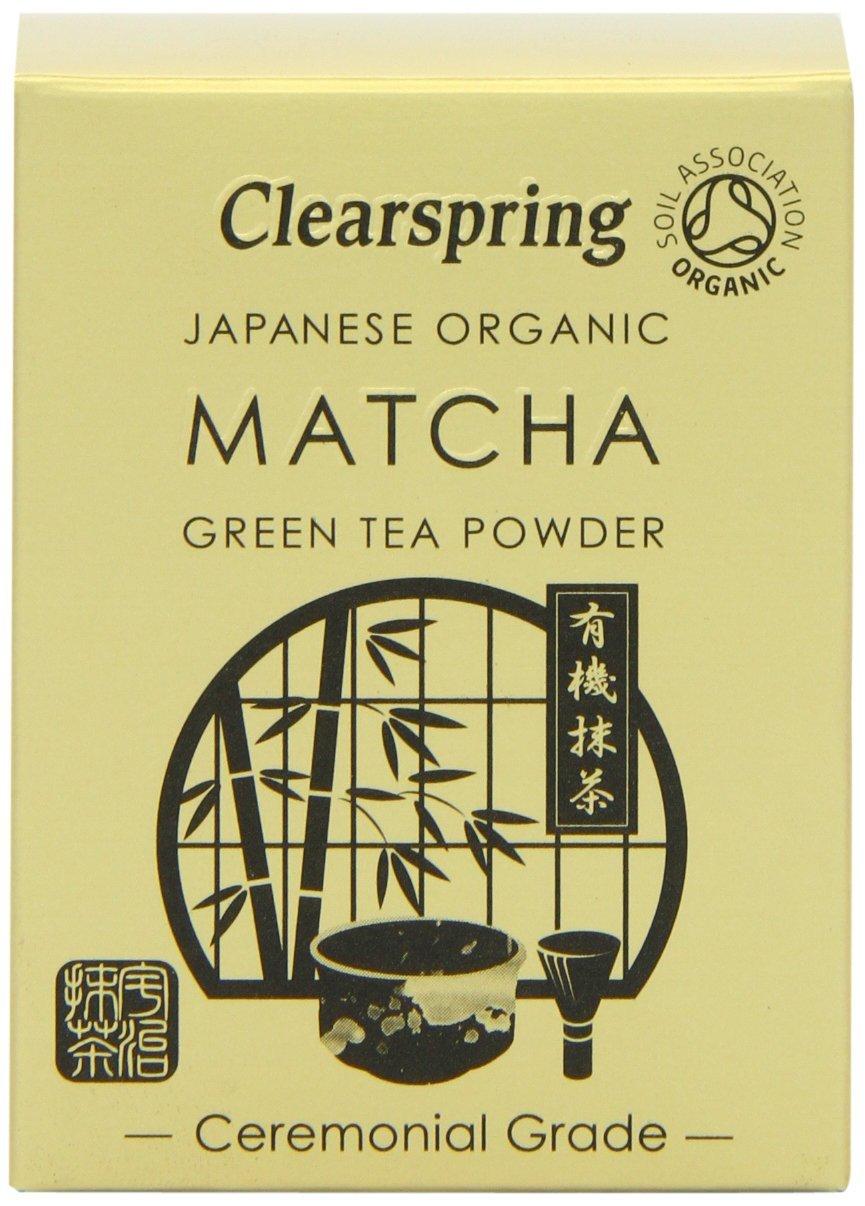Clearspring Ceremonial Matcha Te - 30 Gram