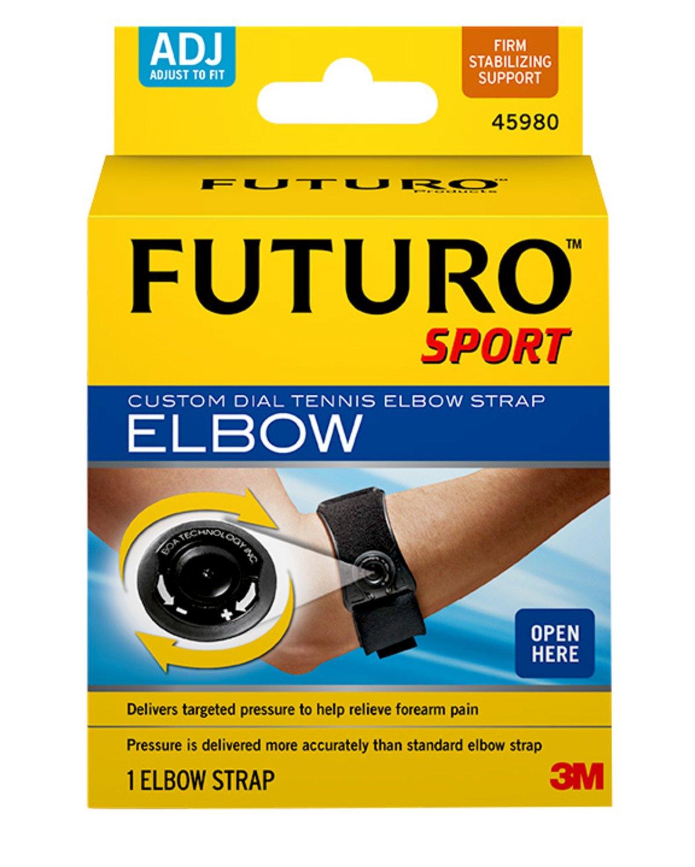 Billede af Futuro Sport Custom Dial Tennis Albuestrop - 1 Ones - 1 Stk.