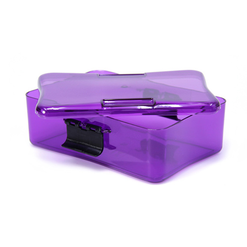 LunchBox Purple - 1 stk