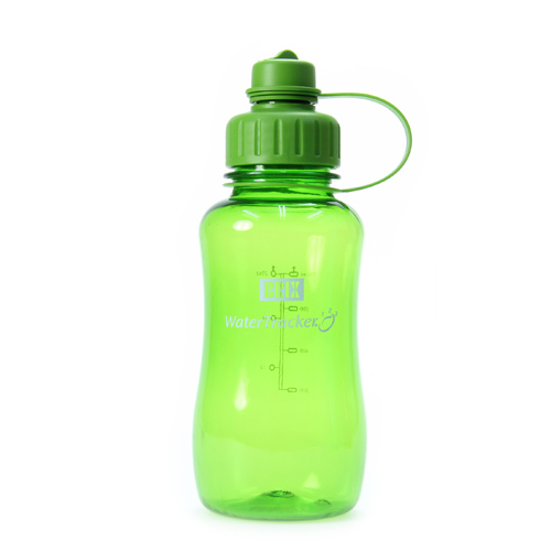 WaterTracker Green 0,75 l drikkedunk BRIX - 1 stk