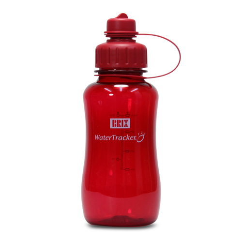 WaterTracker Red 0,75 l BRIX - 1 stk