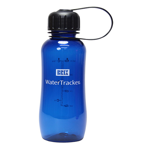 Watertracker 0,3 L. Navy Blue BPA-fri drikkeflaske af Tritan - 1 stk