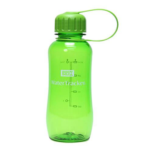 WaterTracker 0,3 L Green BPA-fri drikkedunk af Tritan - 1 stk