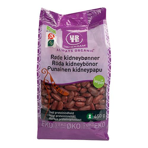 Urtekram Kidneybønner røde Ø - 350 G