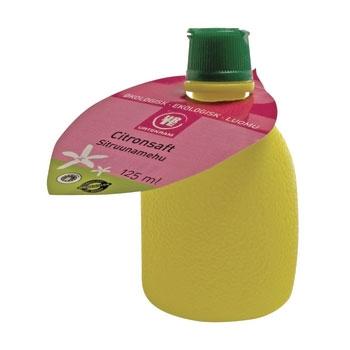 Urtekram citronsaft fra Mecindo