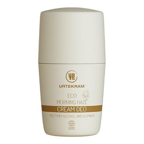 Image of   Urtekram - Body Care Creme Deo Roll On Morning Haze - 50 ml