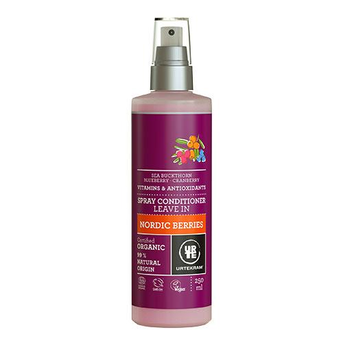 Image of   Urtekram - Body Care Balsam Spray Nordic Berries - 250 ml