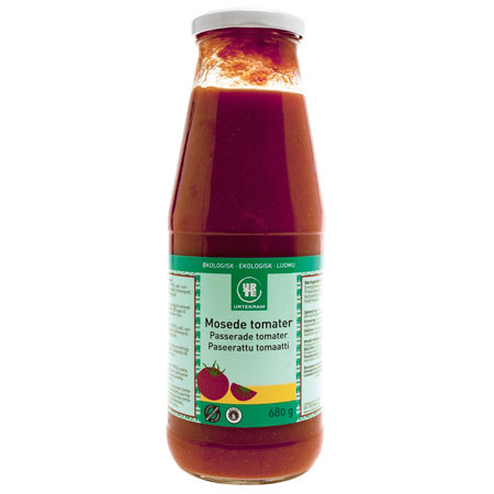 Urtekram Tomatoes Passata Ø - 680 G