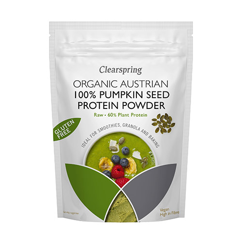 Clearspring proteinpulver fra Mecindo