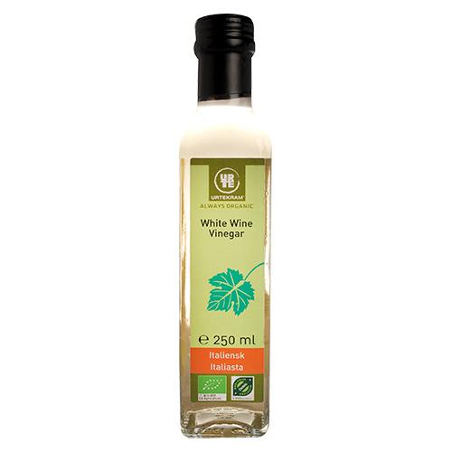 Urtekram White Wine vinegar Ø - 250 ml