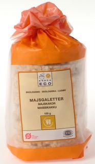 Urtekram Majsgaletter Ø - 100 G