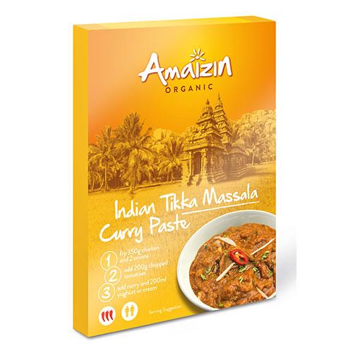 Image of Amaizin Karry Pasta Indian Massala Ø - 80 G