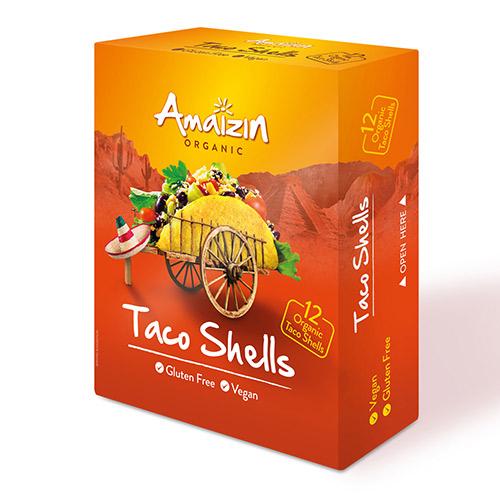 Image of Amaizin Taco Skaller 12 Stk. Ø - 1 stk