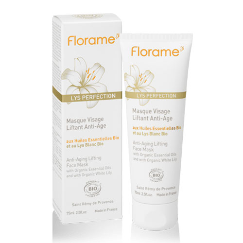 Image of   Florame Lifting Face Mask Anti aging Lys Perfection - 75 ml
