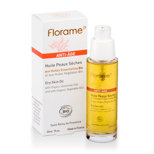Image of   Florame Dry skin oil - 30 ml
