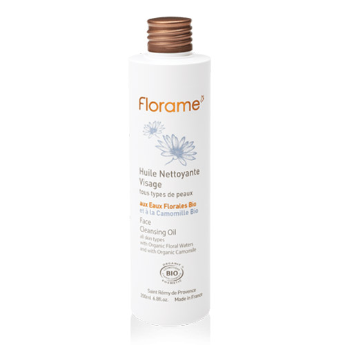 Image of   Florame Face Cleansing oil - 200 ml