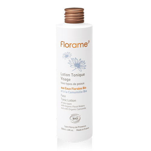 Image of   Florame Face Tonic lotion - 200 ml