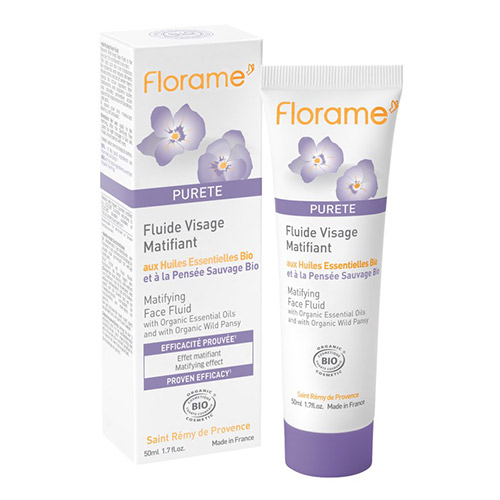 Image of   Florame Matifying Face Fluid Purete - 50 ml