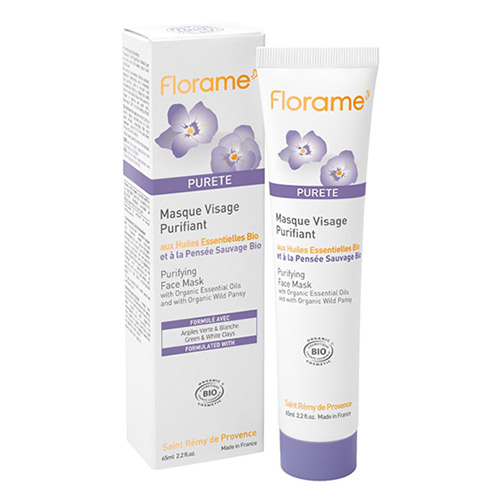 Image of   Florame Purifying Face Mask Purete - 65 ml