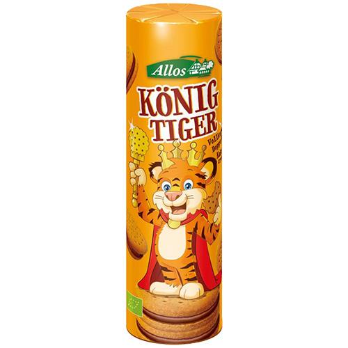 Image of Allos Konge Tiger Kiks Ø - 300 G