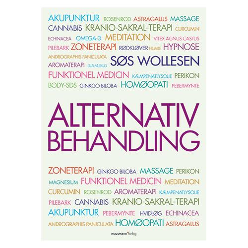Image of   Alternativ behandling bog Forfatter Søs Wollesen - 1 stk