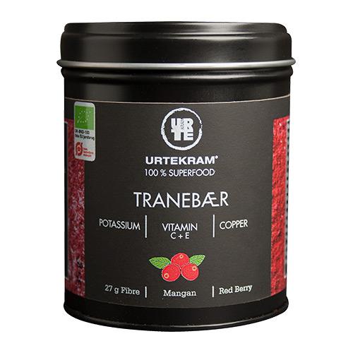 Urtekram Tranebær pulver Ø - 35 G