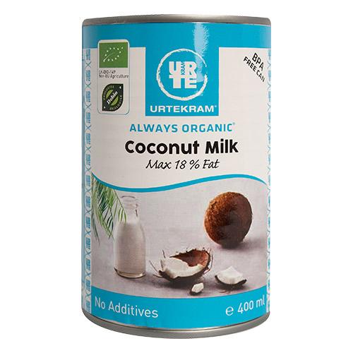 Urtekram Coconut milk Ø - 400 ml
